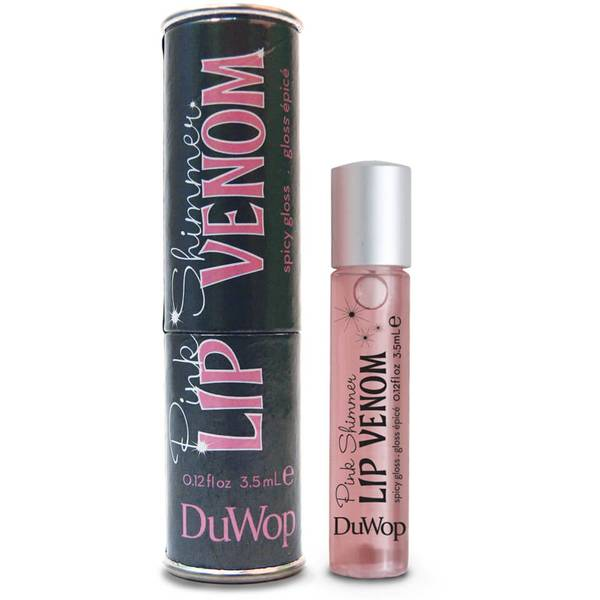 Duwop Lip Venom Pink Shimmer (3,5 ml)