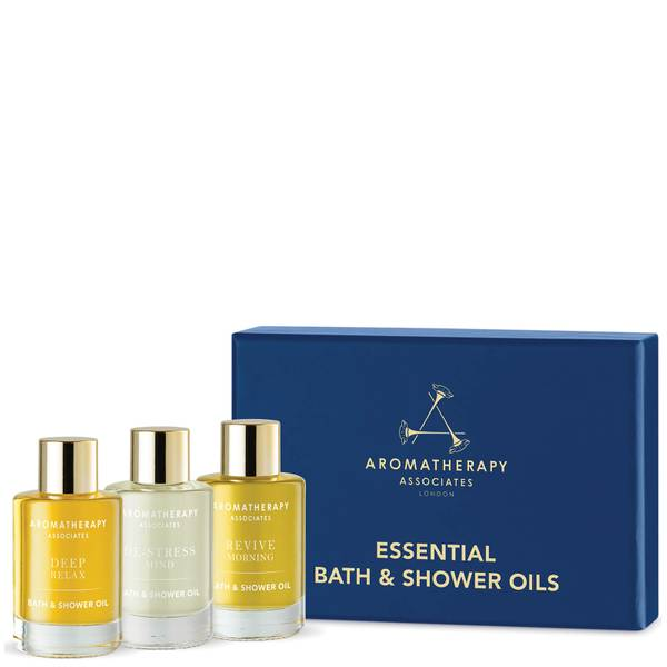 Aromatherapy Associates Essential Bath and Shower Oils
