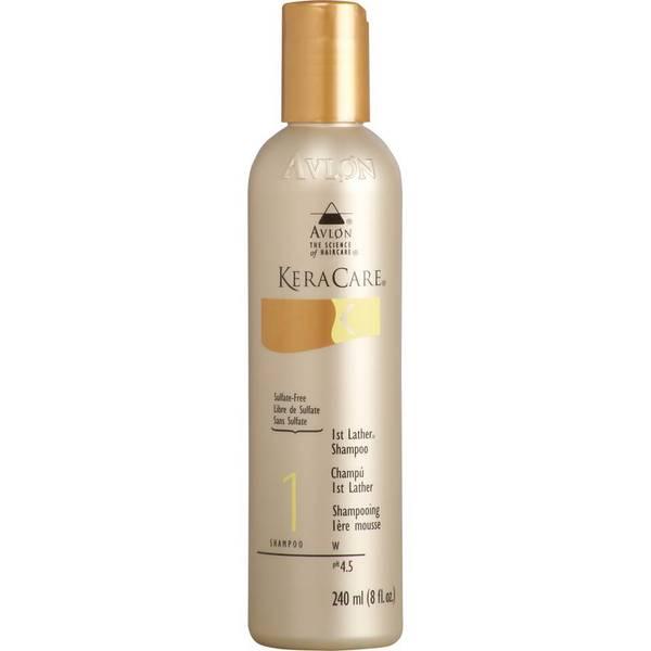 Keracare 1St Lather Shampoo (240 ml)