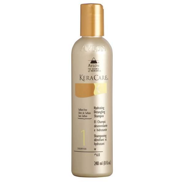 Keracare Hydrating Detangling Shampoo (240 ml)