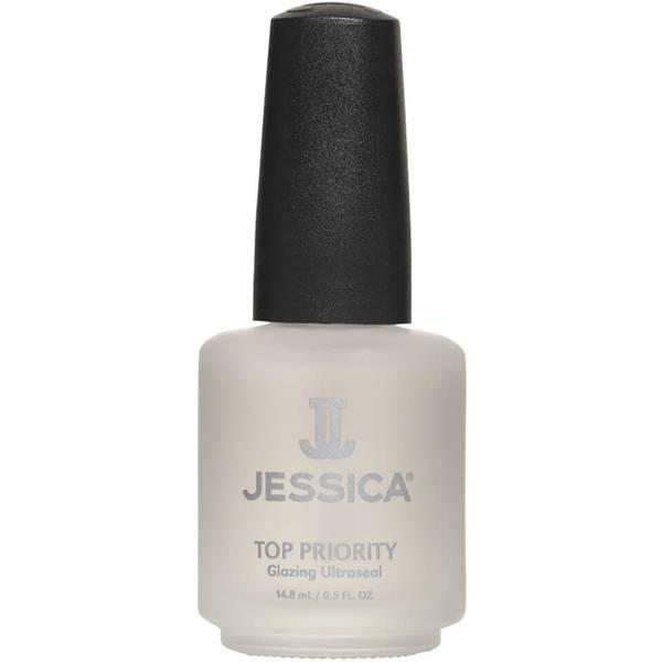 Esmalte protector superior Top Priority de Jessica (14,8 ml)