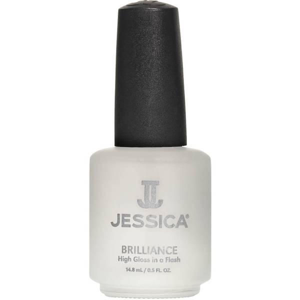 Jessica Brilliance High Gloss Top Coat (14.8ml)