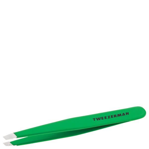 Tweezerman Slant® Tweezer- Apple Green