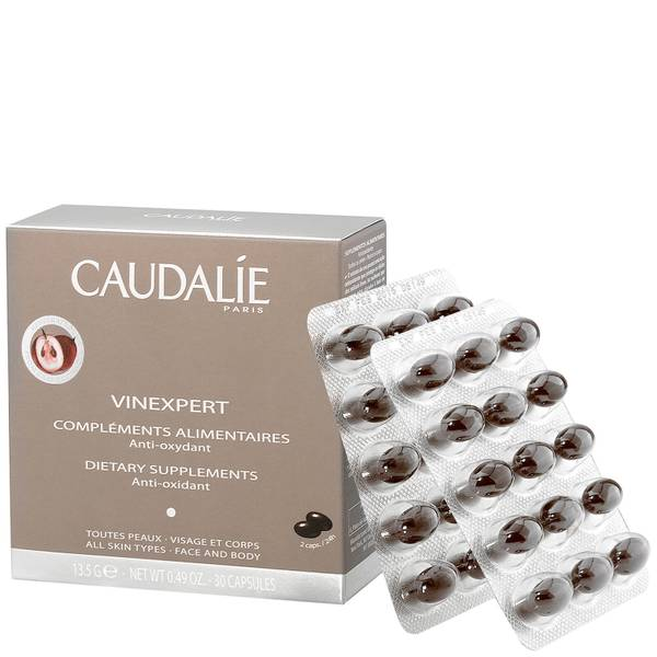 Caudalie Vinexpert Supplements Super Bundle