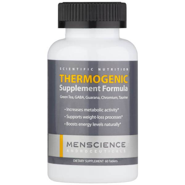 Menscience Thermogenic Formula Advanced Supplement (60 Tablets)