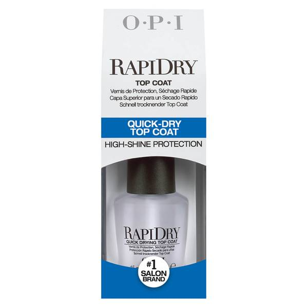 OPI Rapidry Top Coat séchage rapide (15ml)