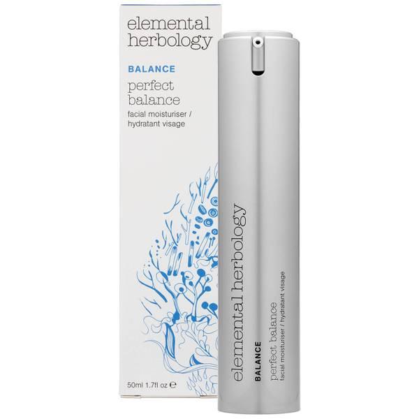 Балансирующий увлажняющий крем для лица Elemental Herbology Perfect Balance Facial Moisturiser SPF 12