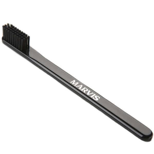Black Marvis Toothbrush