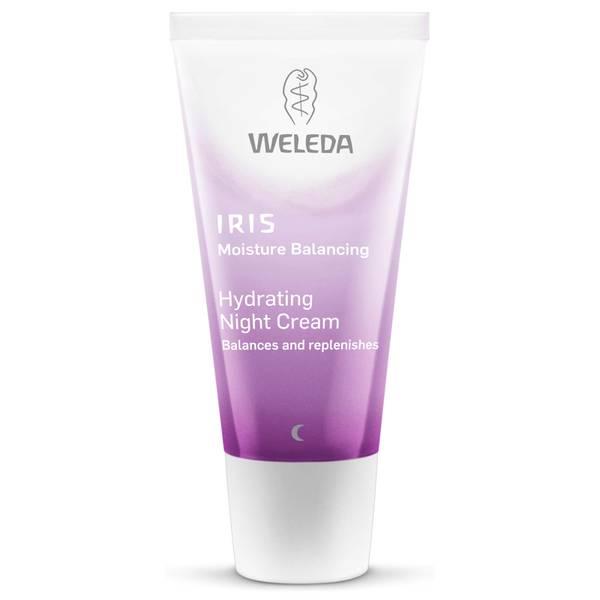 Weleda Iris Hydrating Night Cream (30ml)