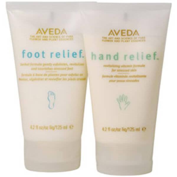 Aveda Hand Og Foot Relief Pack (2 produkter)