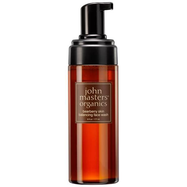 John Masters Organics Bearberry Skin Balancing Face Wash 177ml