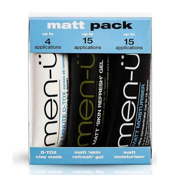 men-ü Matt Pack (3 Products)