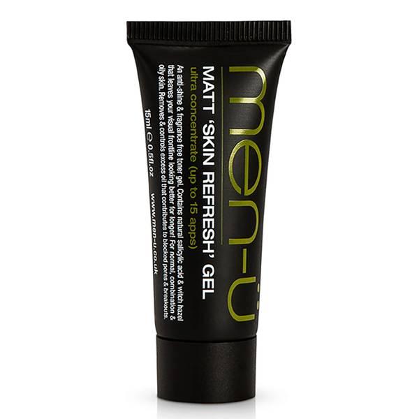 men-u Buddy Matt Skin Refresh Gel Tube (1 oz)