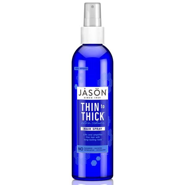 JASO Hair spray Extra Volume Mince à Épais (240ml)