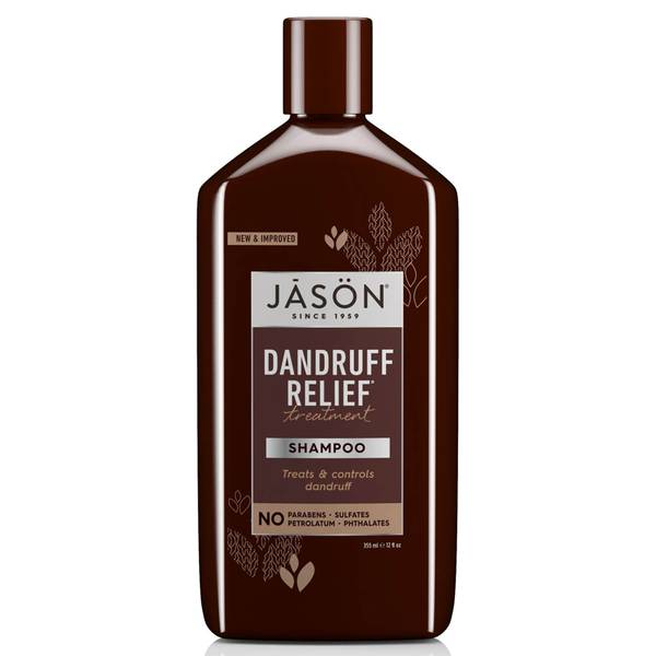 Shampoo de Tratamento para Caspa Dandruff Relief da JASON 355 ml