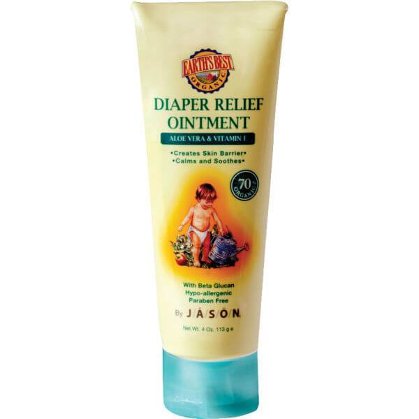 JASON Earth's Best Diaper Relief Ointment 113g