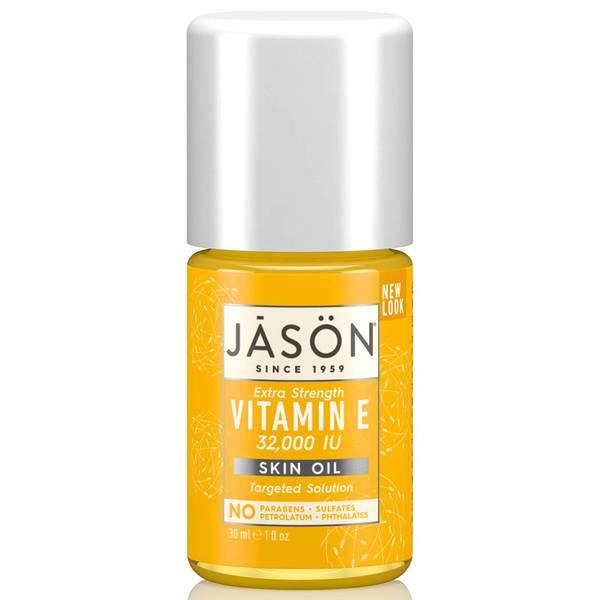 Aceite y Tratamiento para cicatrices y estríasVitamin E 32.000IUde JASON 30 ml