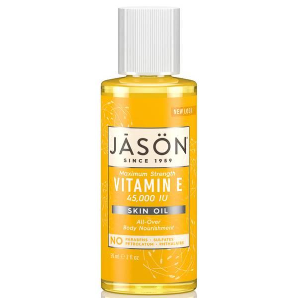 Jason 45,000Iu E-vitamiini Kauneusöljy (60ml)