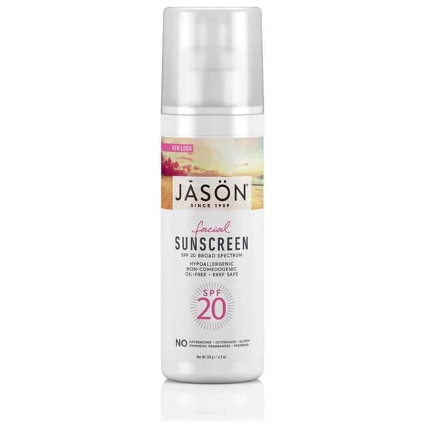 JASON Gesichtssonnenschutz Breites Spektrum LSF20 (128g)