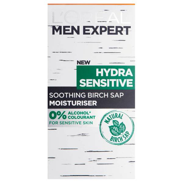 L'Oréal Paris Men Expert Hydra Sensitive 24Hr Hydrating Cream (50ml)