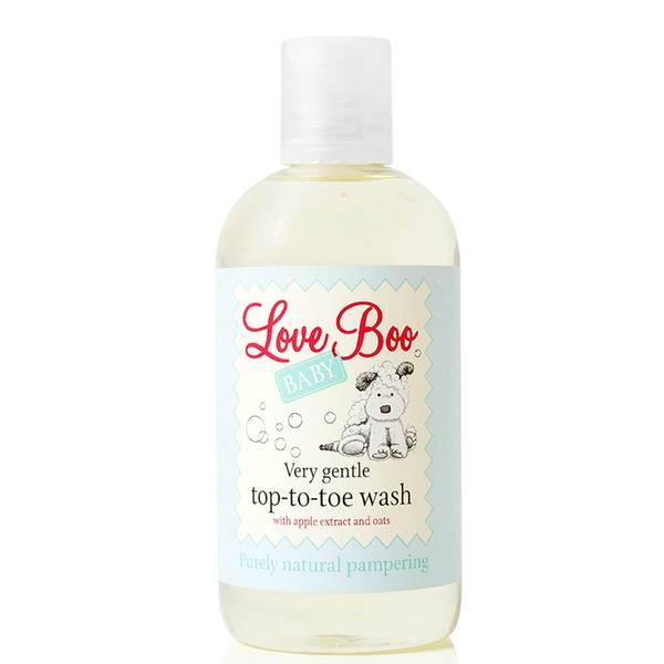 Gel lavant très doux Top-To-Toe Love Boo(250 ml)
