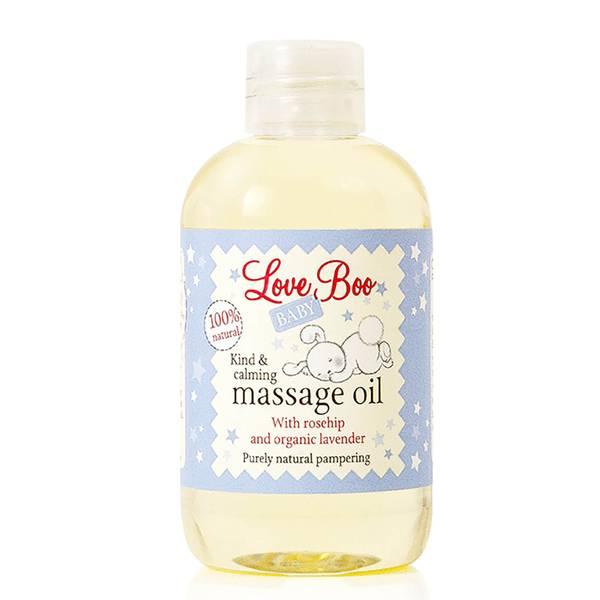 Love Boo olio da massaggio bimbi (100 ml)
