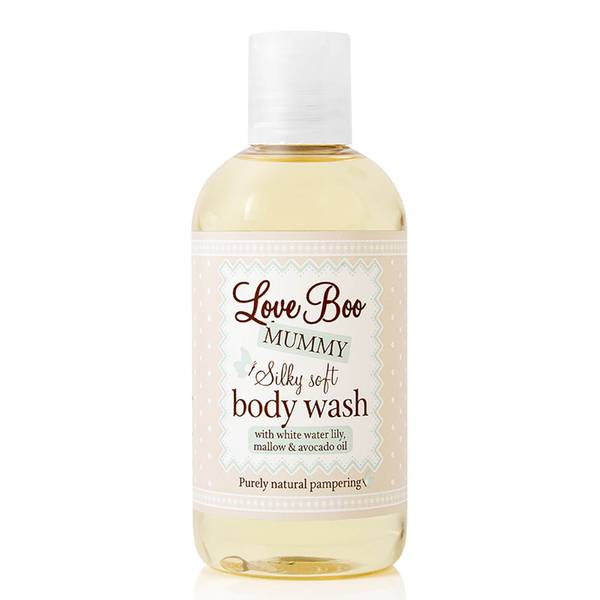 Love Boo Silky Soft Body Wash (250ml)