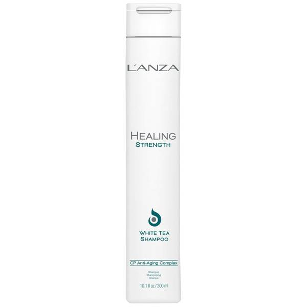 L'Anza Healing Strength White Tea Shampoo (300ml)
