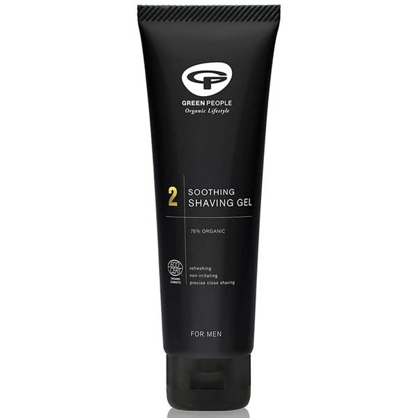 Green People Organic Homme 2 ShaveWash& Shave (125ml)