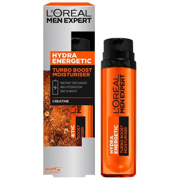 Booster Energic Turbo Hydra de L'Oréal Men Expert (50ml)