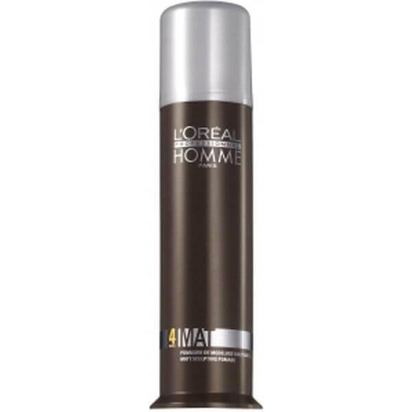 L'Oréal Professionnel Homme Mat matująca pomada do stylizacji włosów (80 ml)