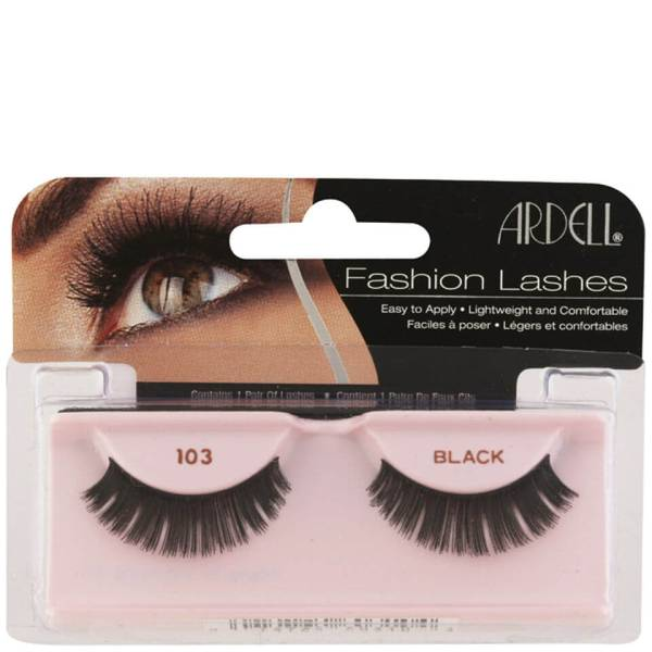 Ardell Fashion Lashes Black - 103
