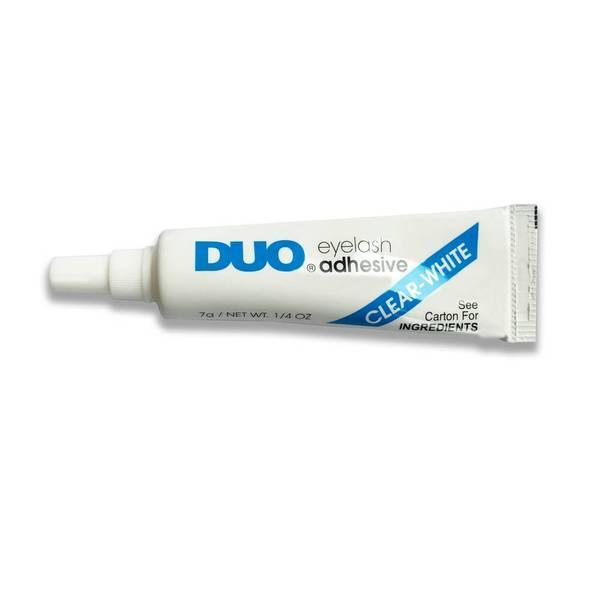 Ardell Duo Striplash Adhesive Glue 7g - White/Clear