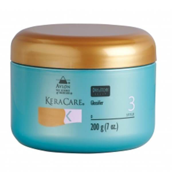 KeraCare lucidante per cuoio capelluto secco e pruriginoso (200 g)