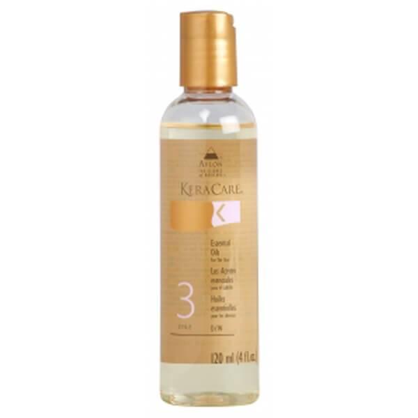 Óleos essenciais Keracarepara o cabelo (120 ml)