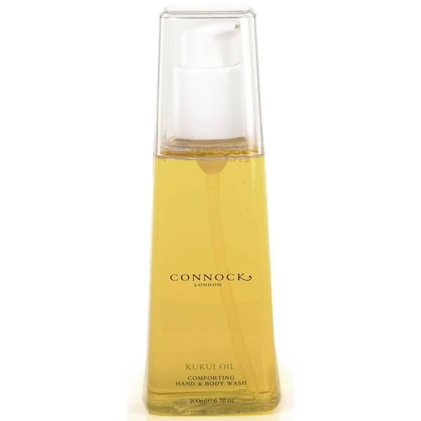 Comforting Body Wash con aceite de kukui de Connock London(200 ml)
