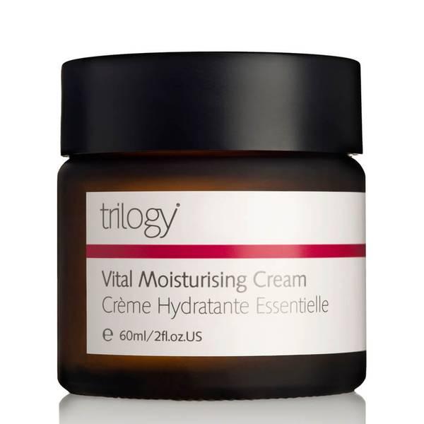 Trilogy Vital Moisturising Cream 60ml Jar