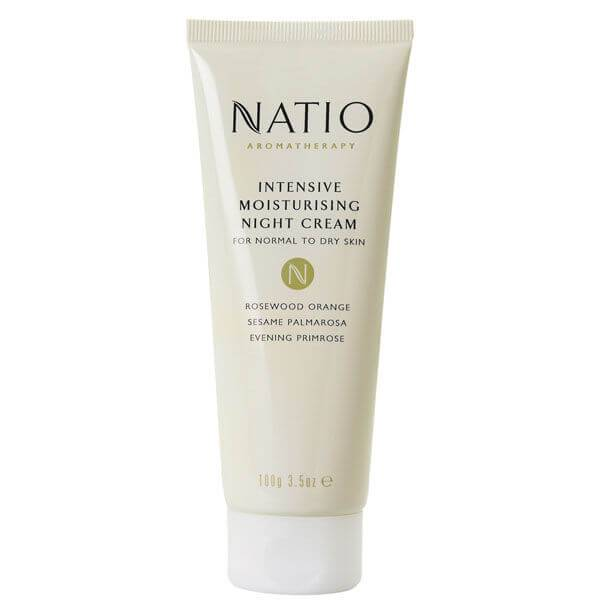 Natio Intensive Moisturising Night Cream (100g)