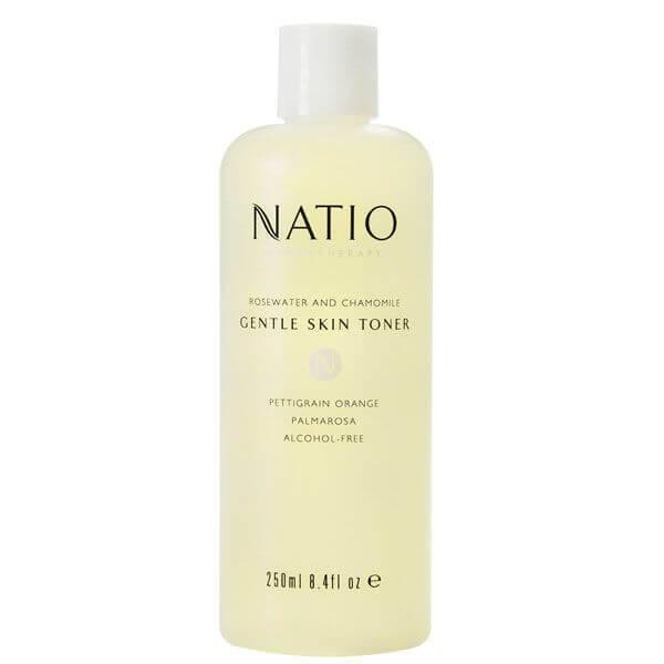Natio Rosewater & Chamomile Gentle Skin Toner (250ml)