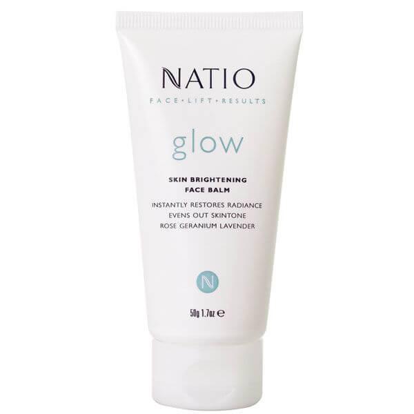 Natio Skin Brightening Face Balm (50g)