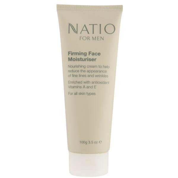 Natio For Men Firming Face Moisturiser (100g)