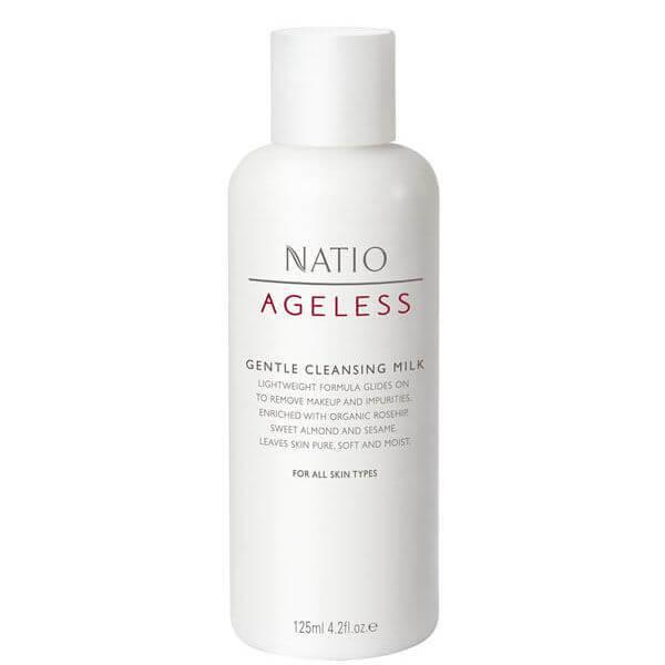 Leche limpiadora suave Natio (125ml)