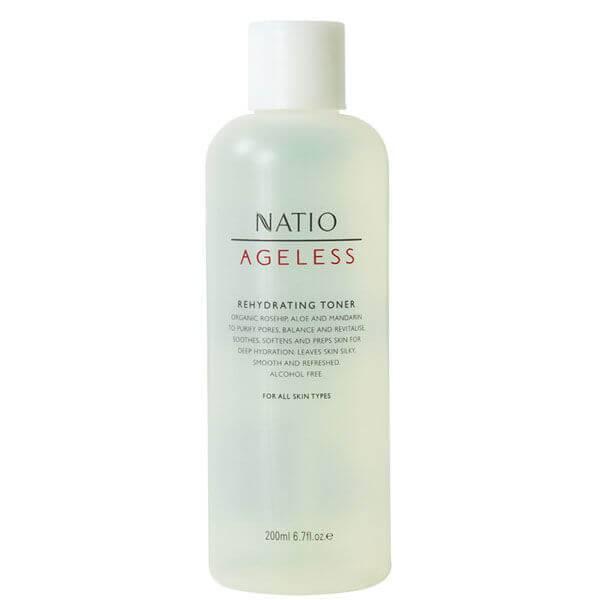 Natio Rehydrating Toner (200ml)