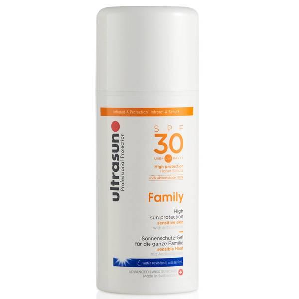 Ultrasun SPF 30 Family Sun Lotion (100 ml)