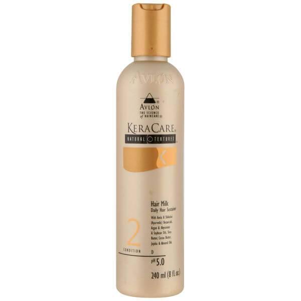Keracare Natural Textures Hair Milk -hiusmaito 240ml