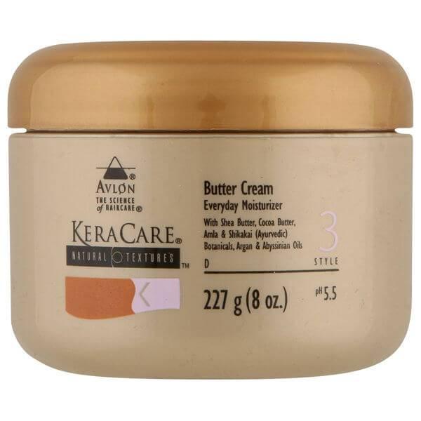 Keracare Natural Textures Butter Cream 227 g