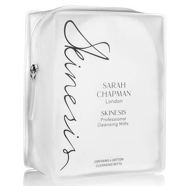 Sarah Chapman Skinesis Professional -puhdistushanskat x 4
