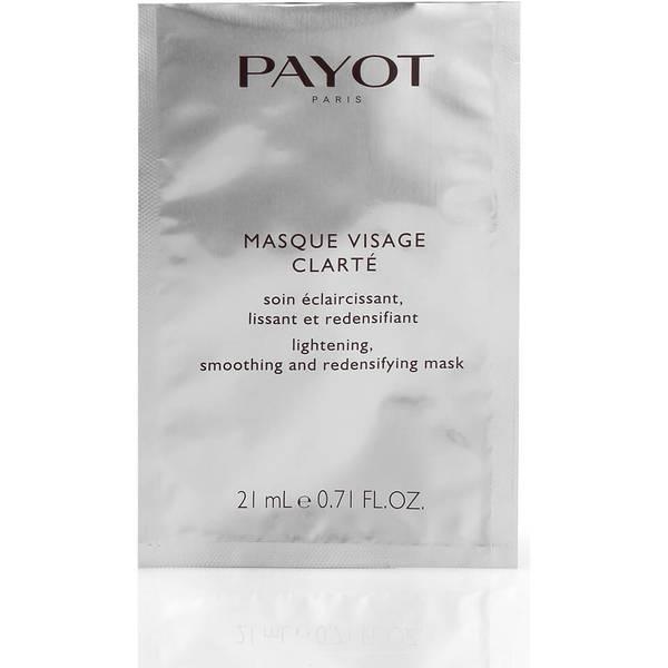 PAYOT Masque Clarte Lightening & Redensifying Mask 5 x 21 ml