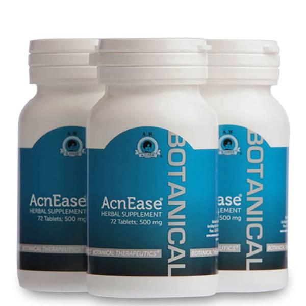 AcnEase Mild Acne Treatment - 3 flasker