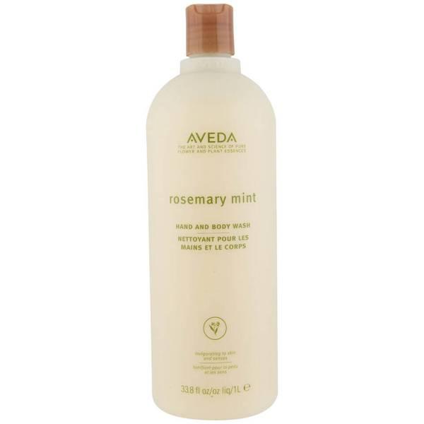 Aveda Rosemary Mint Hand and Body Wash (1000ml)